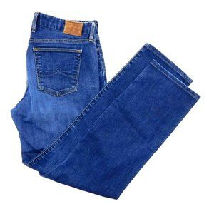 """Lucky Brand """"SweetAnkle"""" Mid-Rise Straight Jean"""